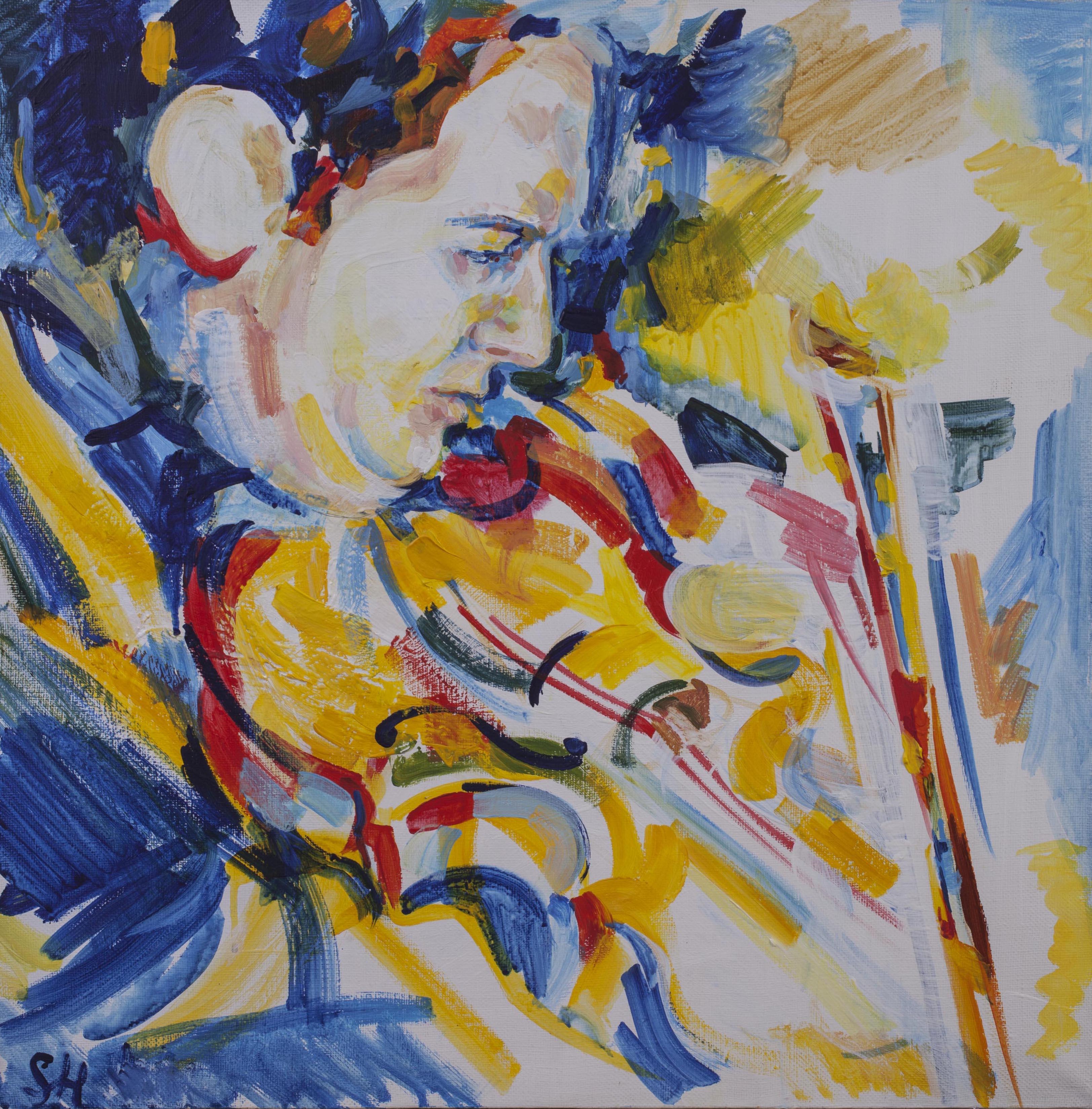 Выставка Светланы Гофман «Без музыки жизнь была бы ошибкой» – события на сайте «Московские Сезоны»