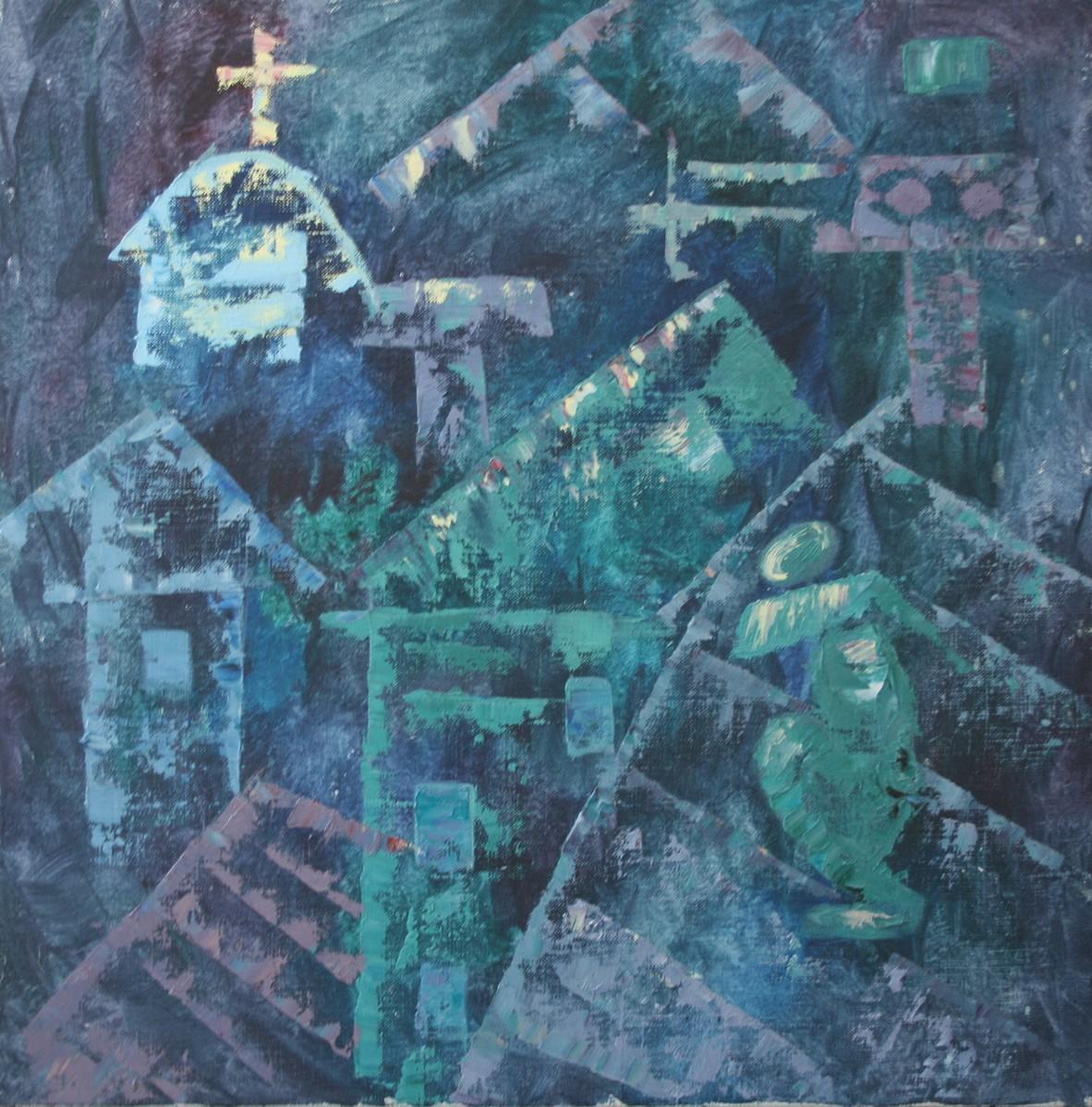 Выставка «Внутренний космос» – события на сайте «Московские Сезоны»