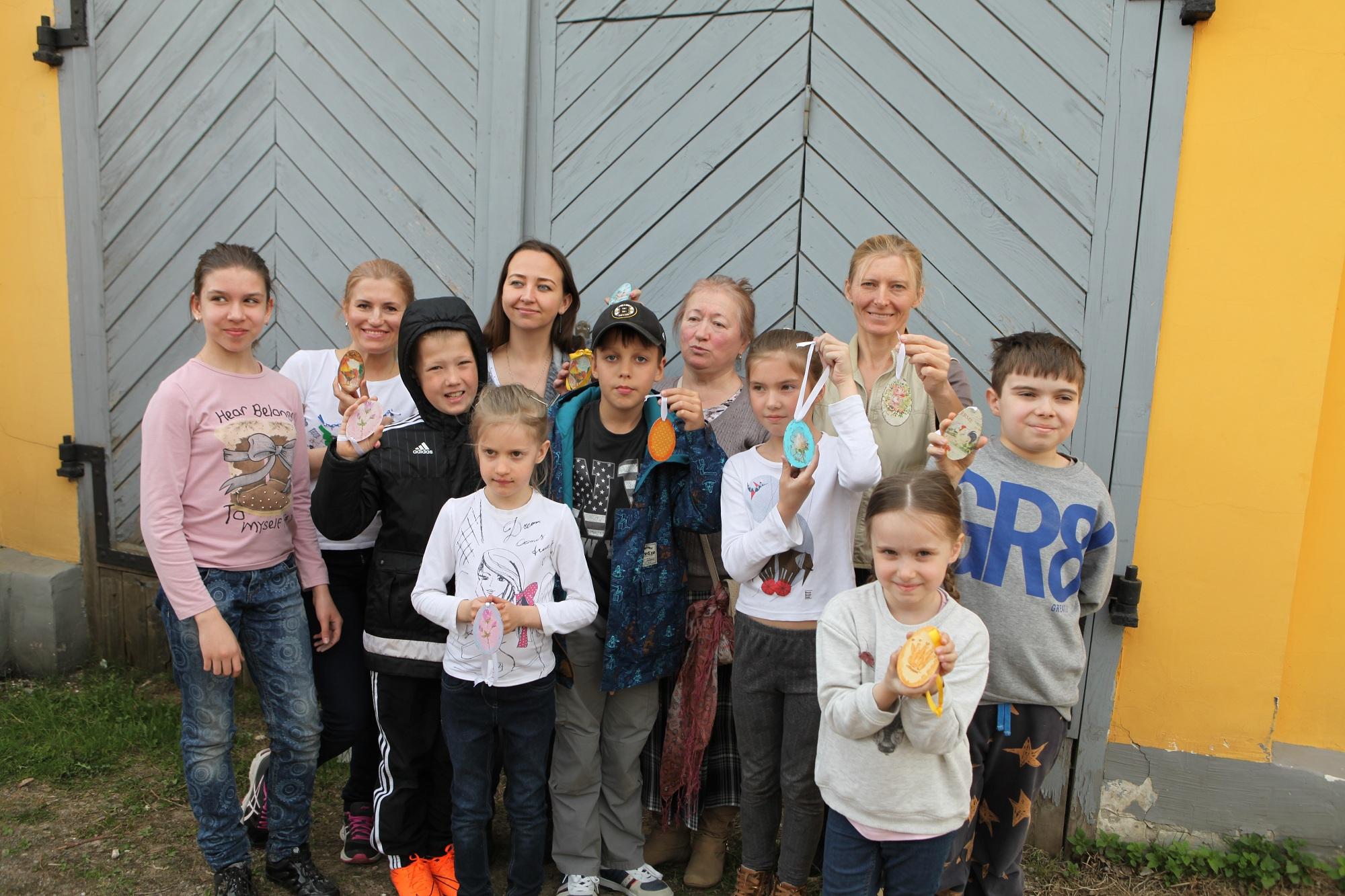 Детская пасхальная программа «Найди пасхальное яйцо!» – события на сайте «Московские Сезоны»