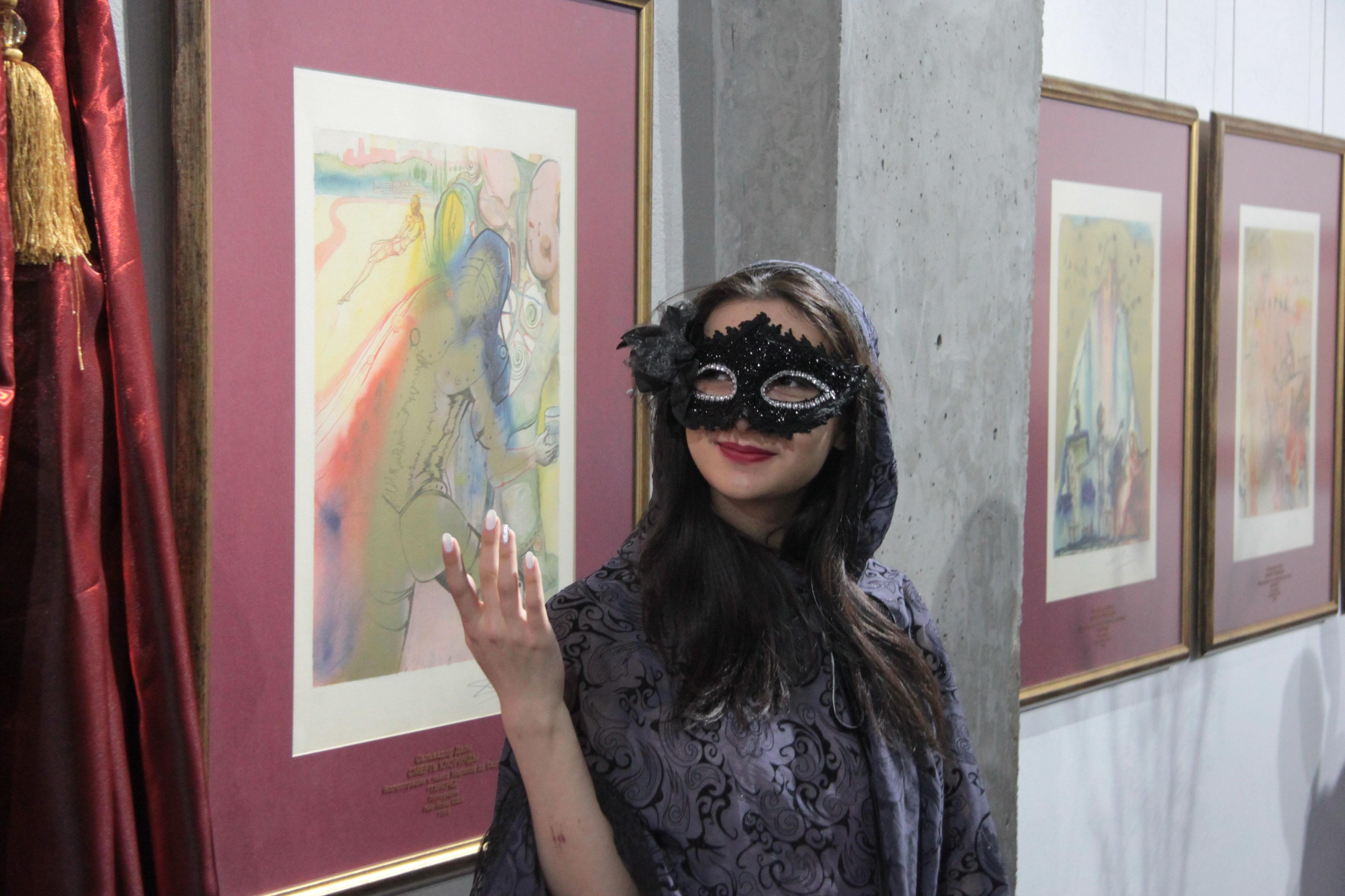Выставка «Рапсодия страсти» – события на сайте «Московские Сезоны»
