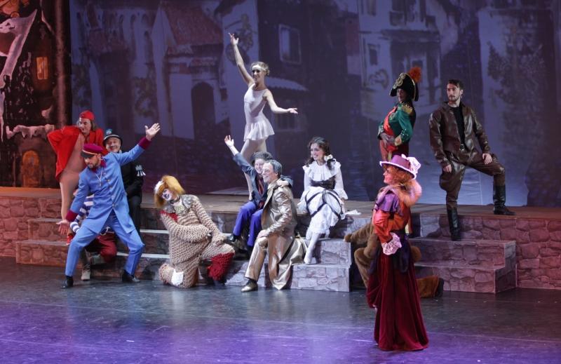 Спектакль «Игрушечный побег» – события на сайте «Московские Сезоны»