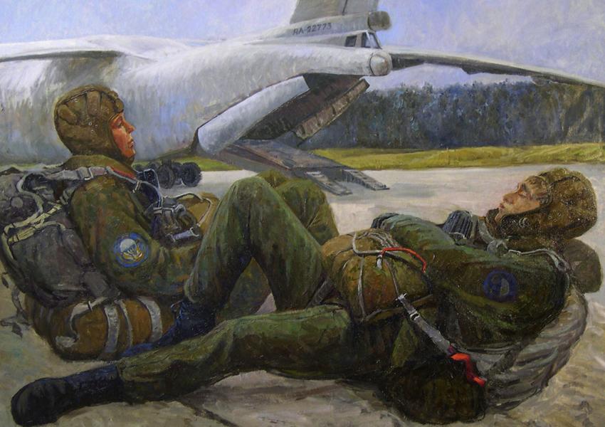 Выставка «Герои трёх стихий» – события на сайте «Московские Сезоны»