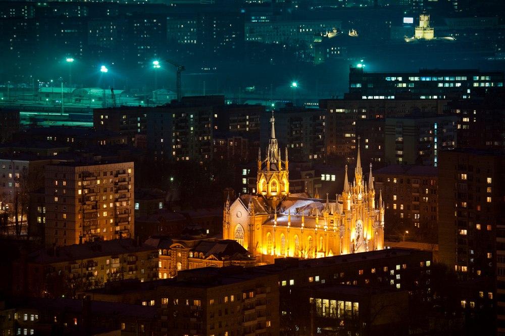 Романтический вечер «Орган и саксофон» – события на сайте «Московские Сезоны»