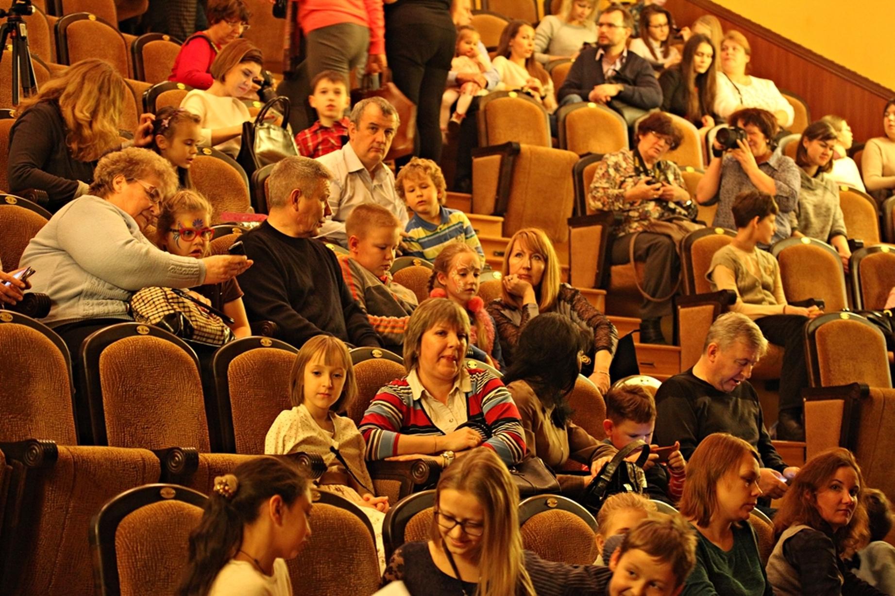 «Семейный клуб» в Детском театре эстрады – события на сайте «Московские Сезоны»