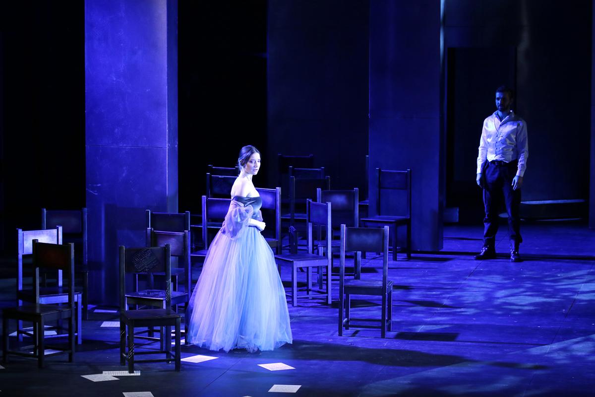 Спектакль «Последние дни» – события на сайте «Московские Сезоны»