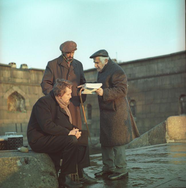 Выставка «Творчество режиссера Александра Зархи» – события на сайте «Московские Сезоны»