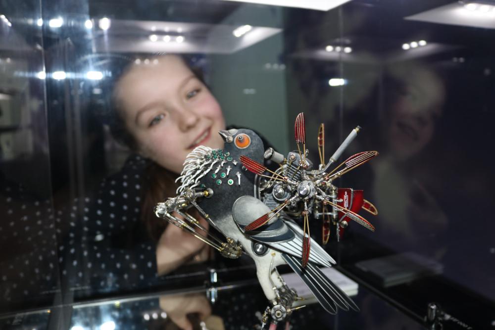 Выставка «Эра Jidai: механическая форма жизни» – события на сайте «Московские Сезоны»