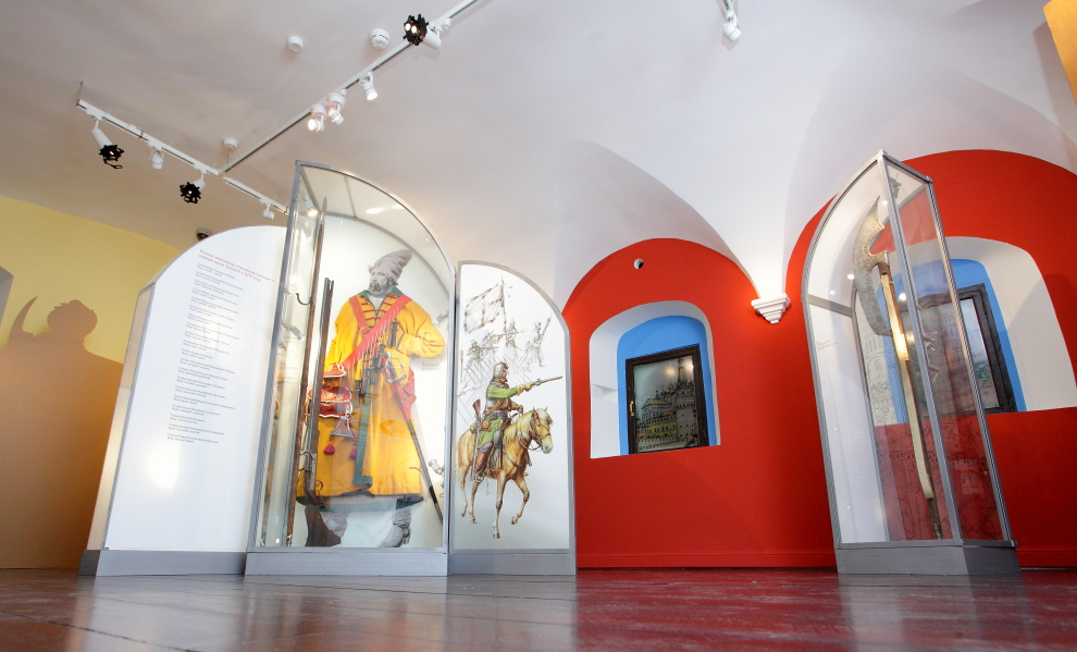 Выставка «Московские стрельцы» – события на сайте «Московские Сезоны»