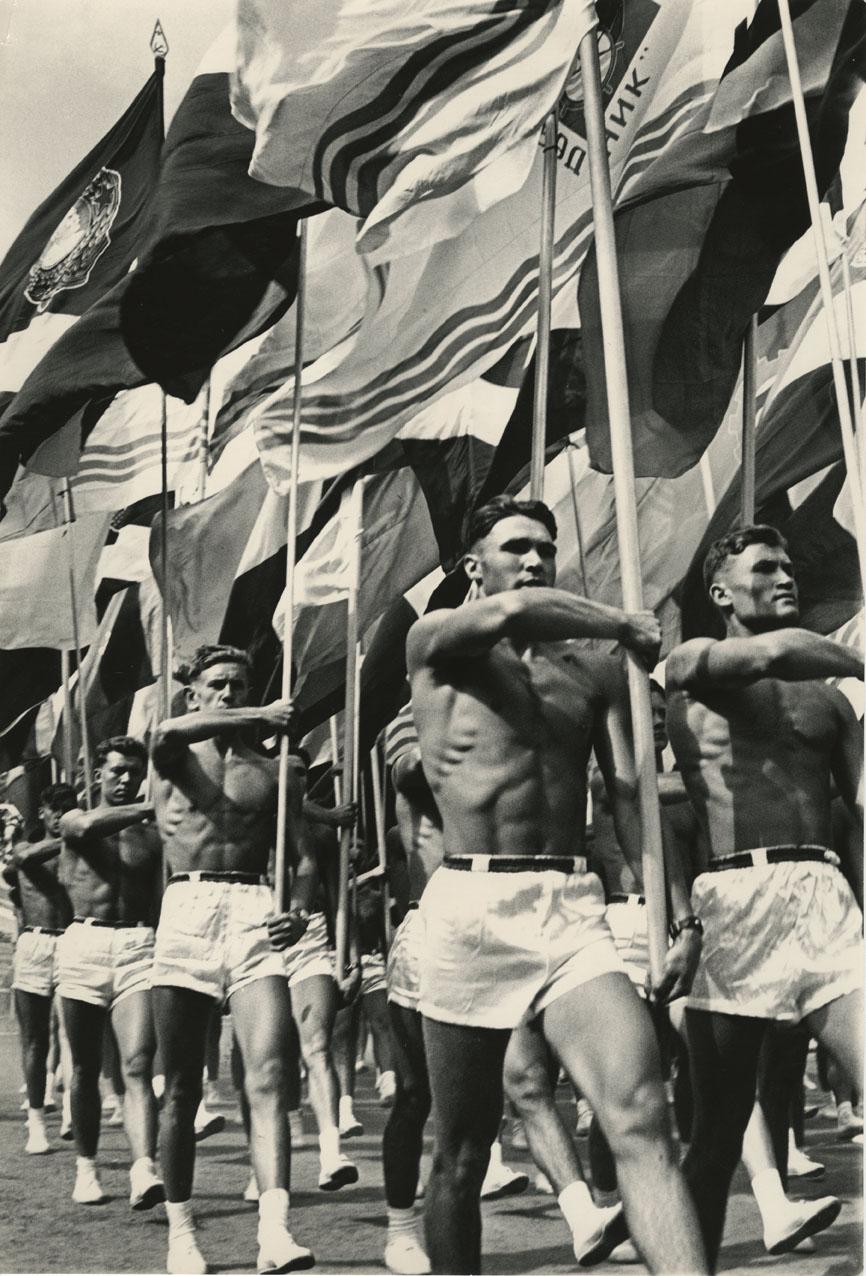 Выставка «Лев Бородулин. Спорт. К 95-летию со дня рождения» – события на сайте «Московские Сезоны»
