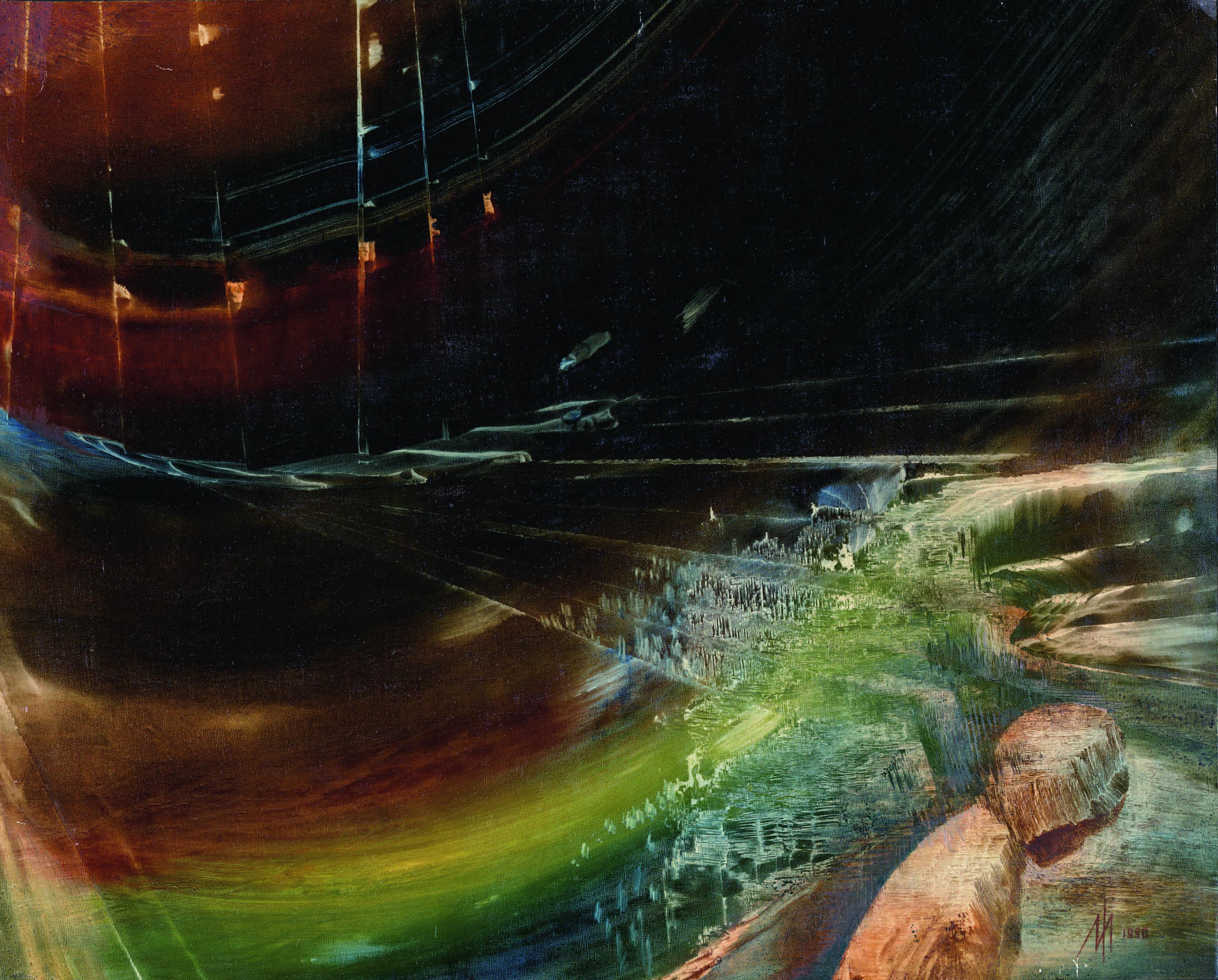 Выставка «Вне Земли?» – события на сайте «Московские Сезоны»