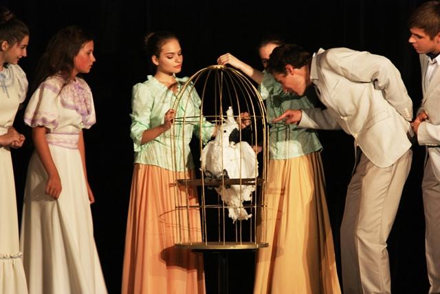 Спектакль «Эх ты, Сандрильона!» – события на сайте «Московские Сезоны»