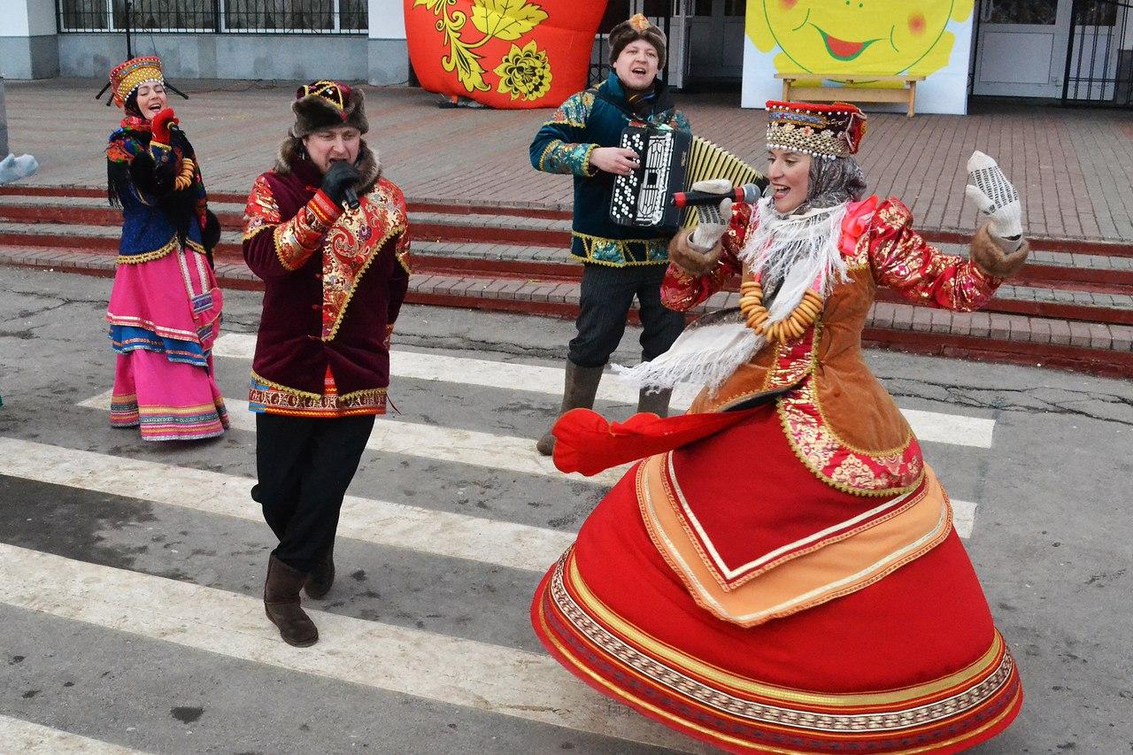 Программа «Веселись, народ, Масленица идет!» – события на сайте «Московские Сезоны»