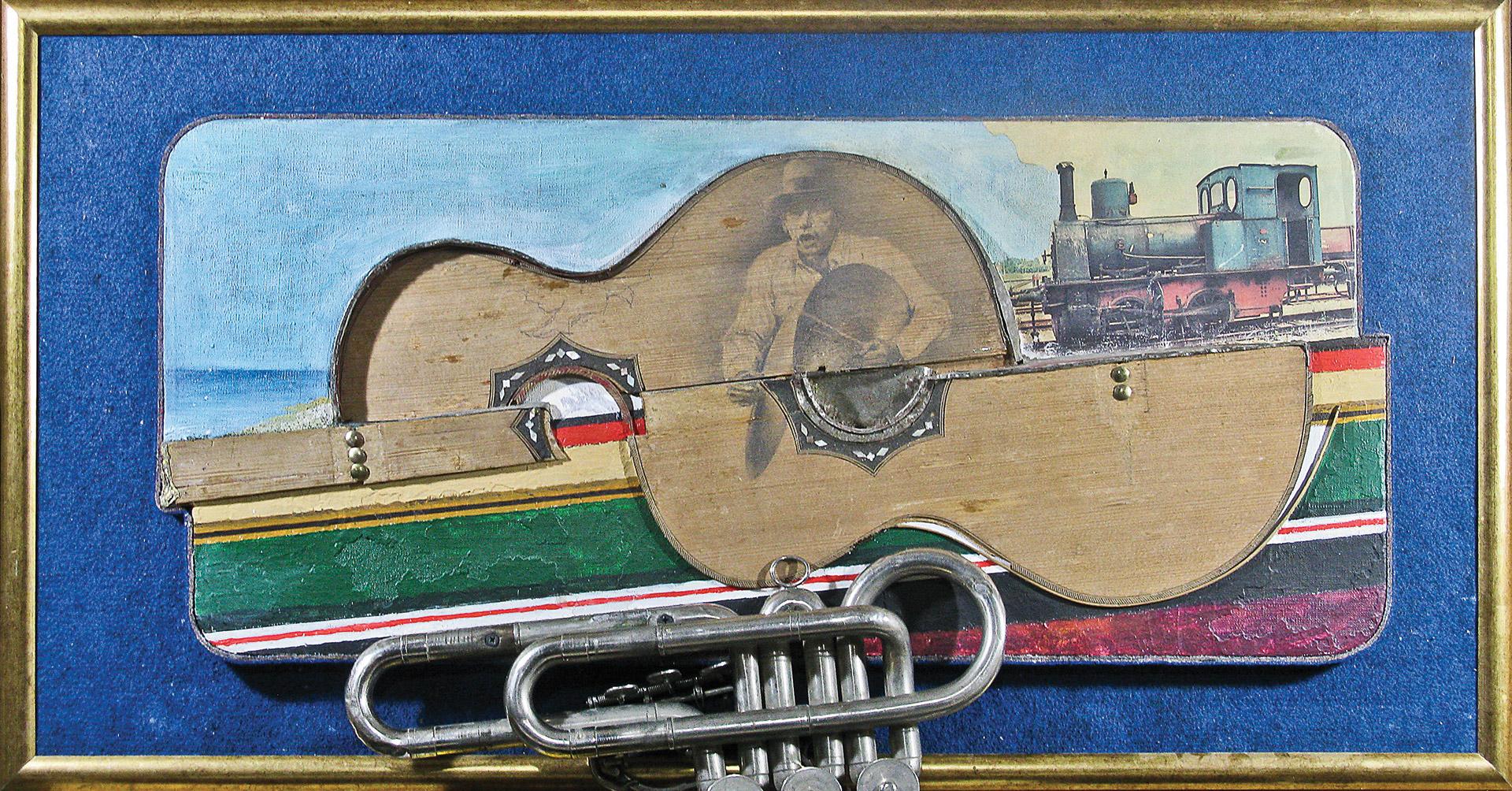 Выставка «Валерий Петрович Кострин» – события на сайте «Московские Сезоны»