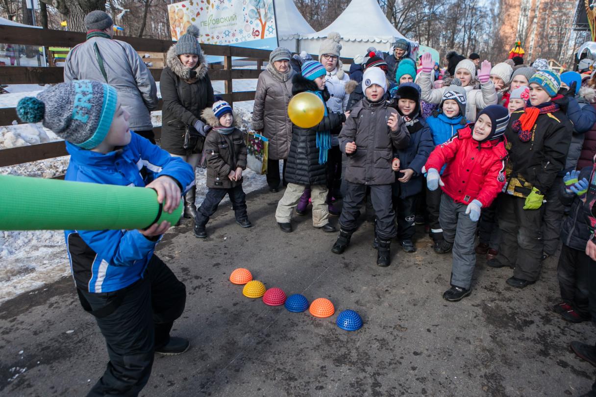 Масленица в Перовском парке – события на сайте «Московские Сезоны»