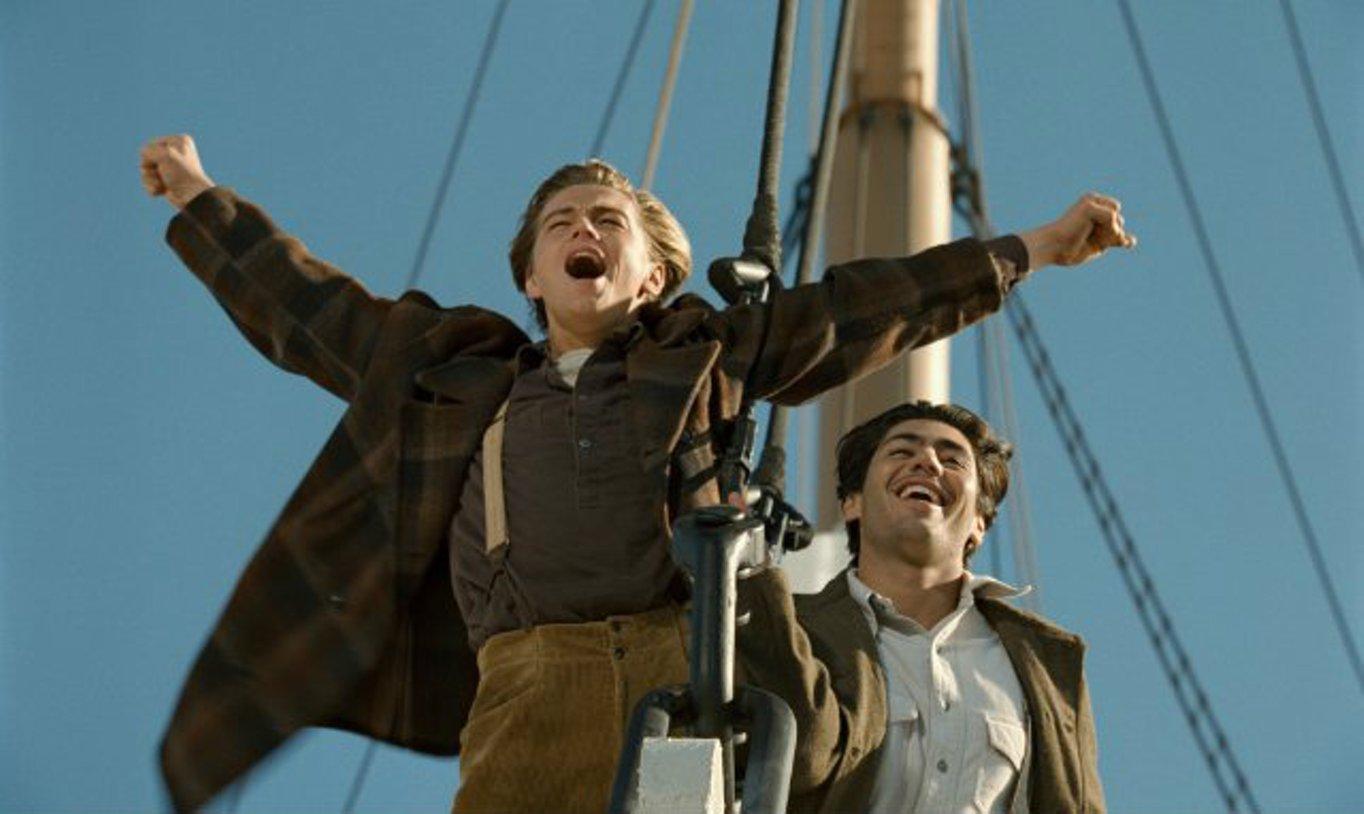 Показ фильма «Титаник» Джеймса Кэмерона в 3D – события на сайте «Московские Сезоны»