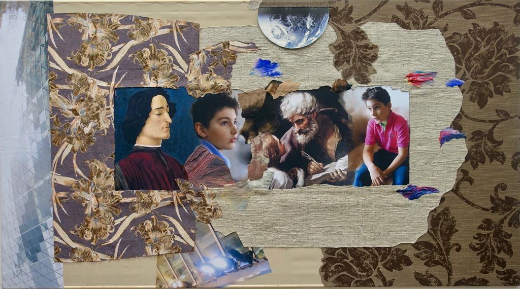Выставка «Наталья Мурадова. Простые и вечные нити тонкие и неразрывные» – события на сайте «Московские Сезоны»
