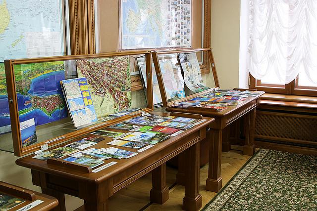 Выставка «Картография-2017» – события на сайте «Московские Сезоны»