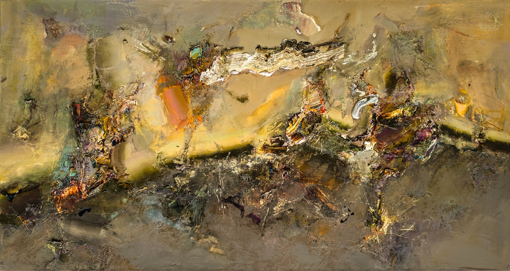 Выставка «Николай Рыбаков. Космогонические странствия» – события на сайте «Московские Сезоны»