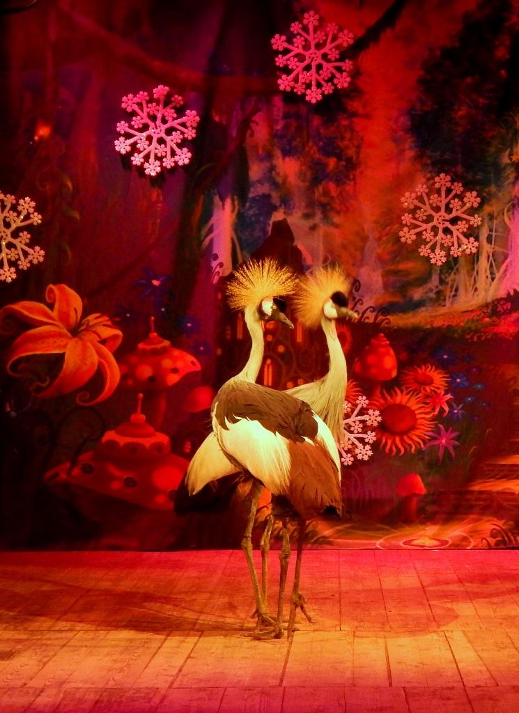 Спектакль «Маленькие для маленьких» – события на сайте «Московские Сезоны»