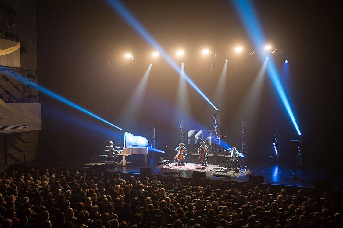 Концерт группы Dagamba (Латвия) – события на сайте «Московские Сезоны»