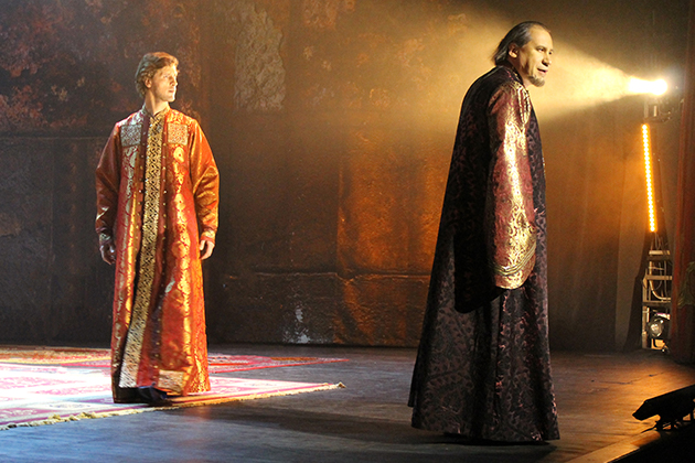 Спектакль «Юлий Цезарь» – события на сайте «Московские Сезоны»