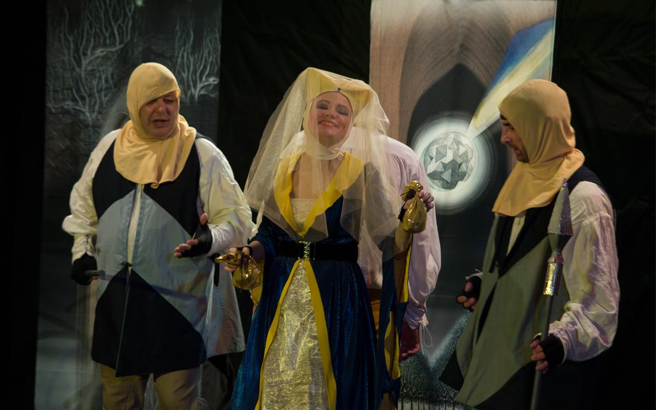 Спектакль «Звездный мальчик» – события на сайте «Московские Сезоны»