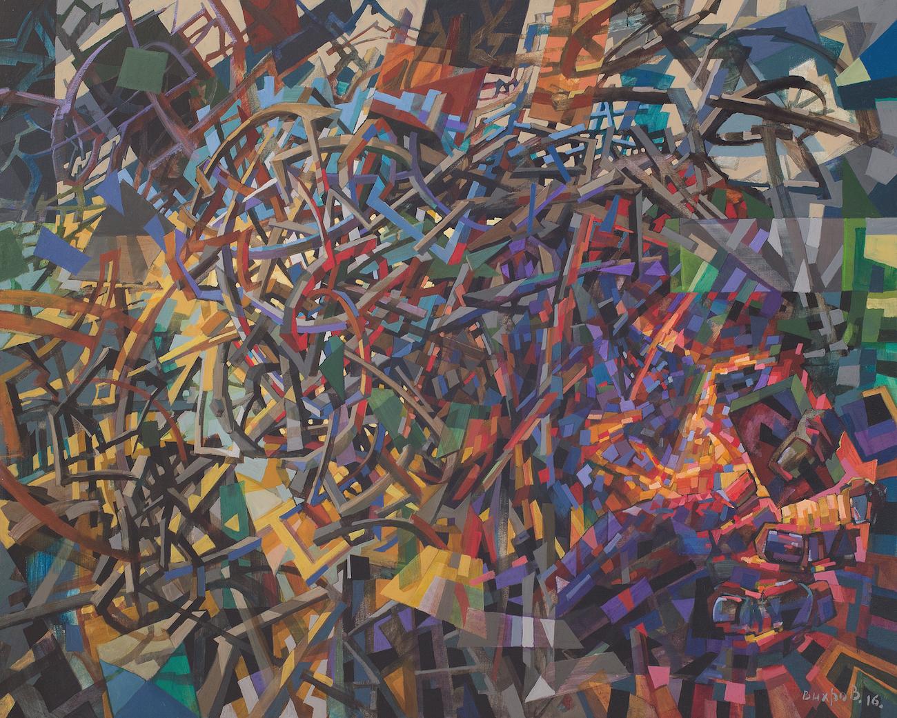 Выставка «Глоток воздуха» – события на сайте «Московские Сезоны»