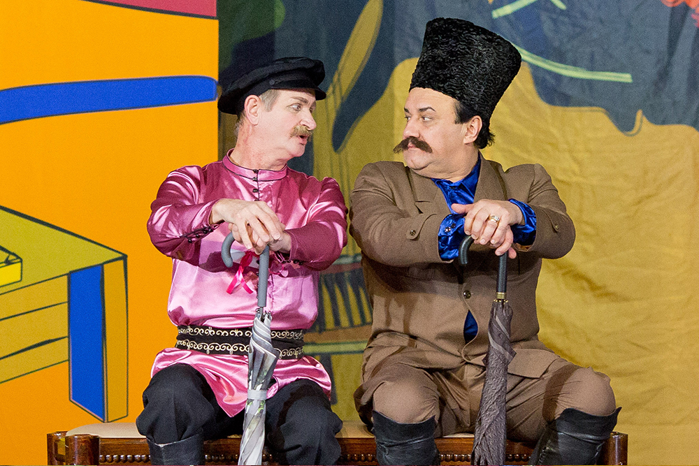 Оперетта «Ханума» – события на сайте «Московские Сезоны»