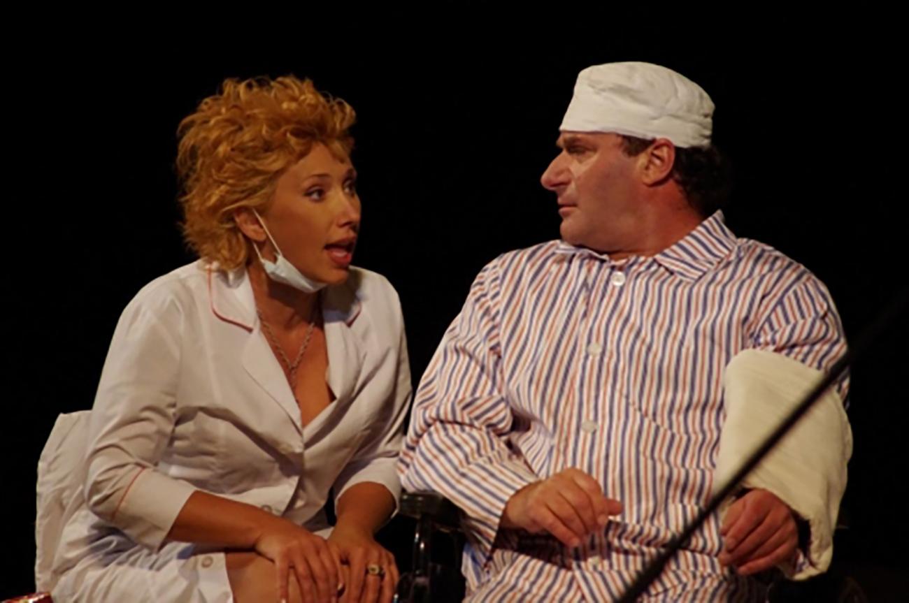 Спектакль «Любовь по-итальянски» – события на сайте «Московские Сезоны»