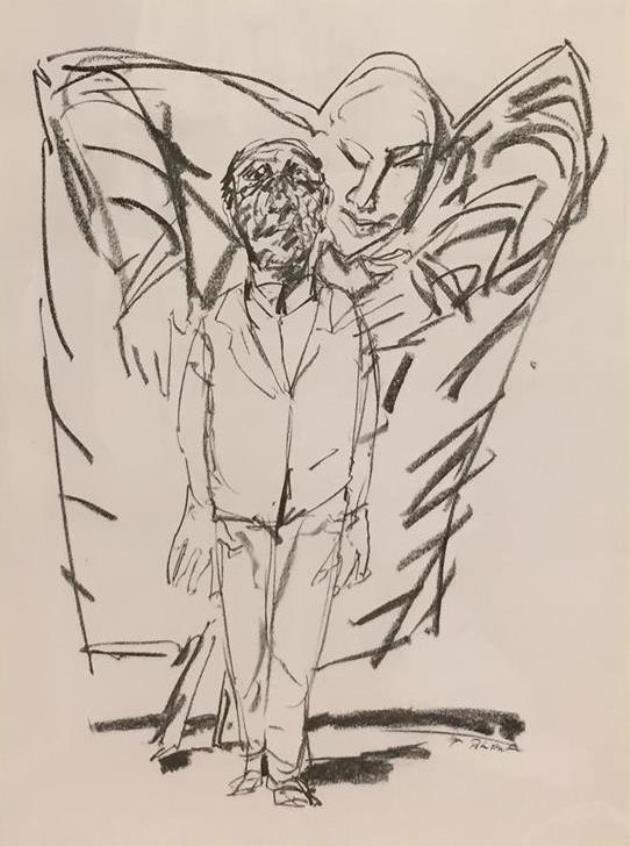 Выставка «Норвегия-Россия. Паломничество художника. Кьель Пар-Иверсен» – события на сайте «Московские Сезоны»