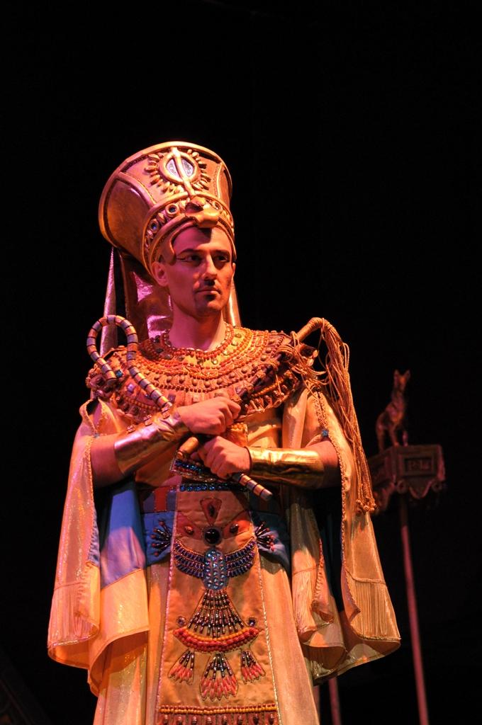 Опера «Юлий Цезарь и Клеопатра» – события на сайте «Московские Сезоны»