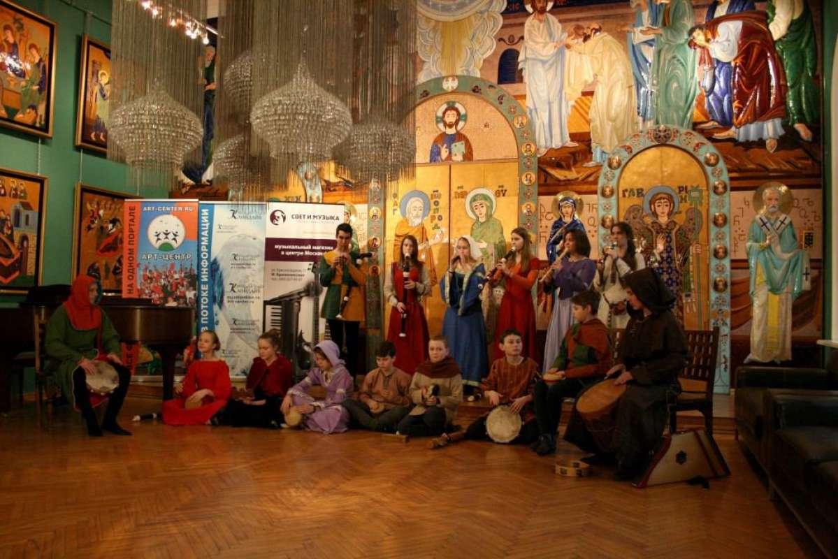 VIII Международный музыкальный конкурс «Дети в мире старинной музыки» – события на сайте «Московские Сезоны»