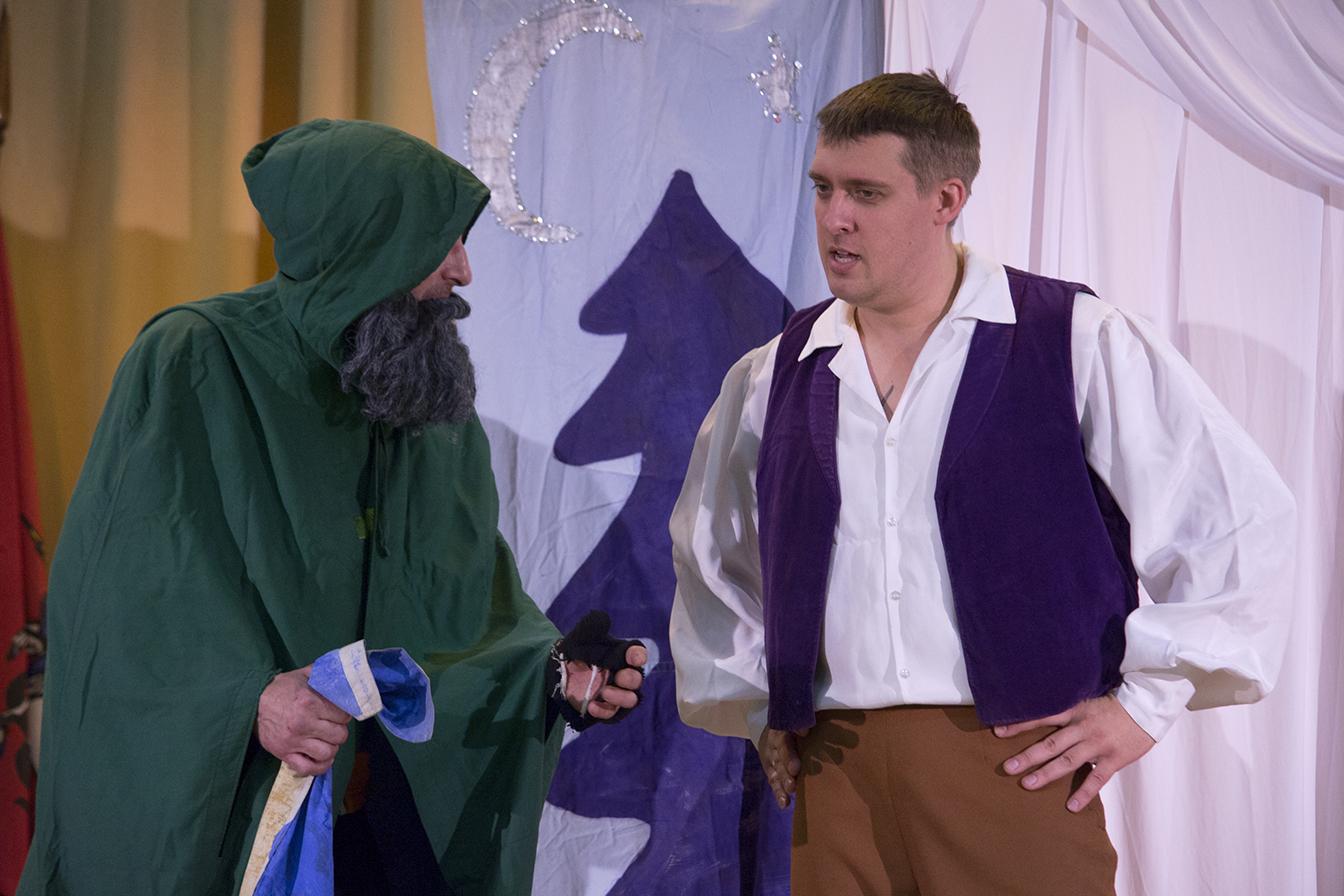 Спектакль «Волшебные приключения Ганса» – события на сайте «Московские Сезоны»