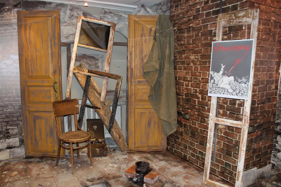 Выставка «Сталинград» – события на сайте «Московские Сезоны»