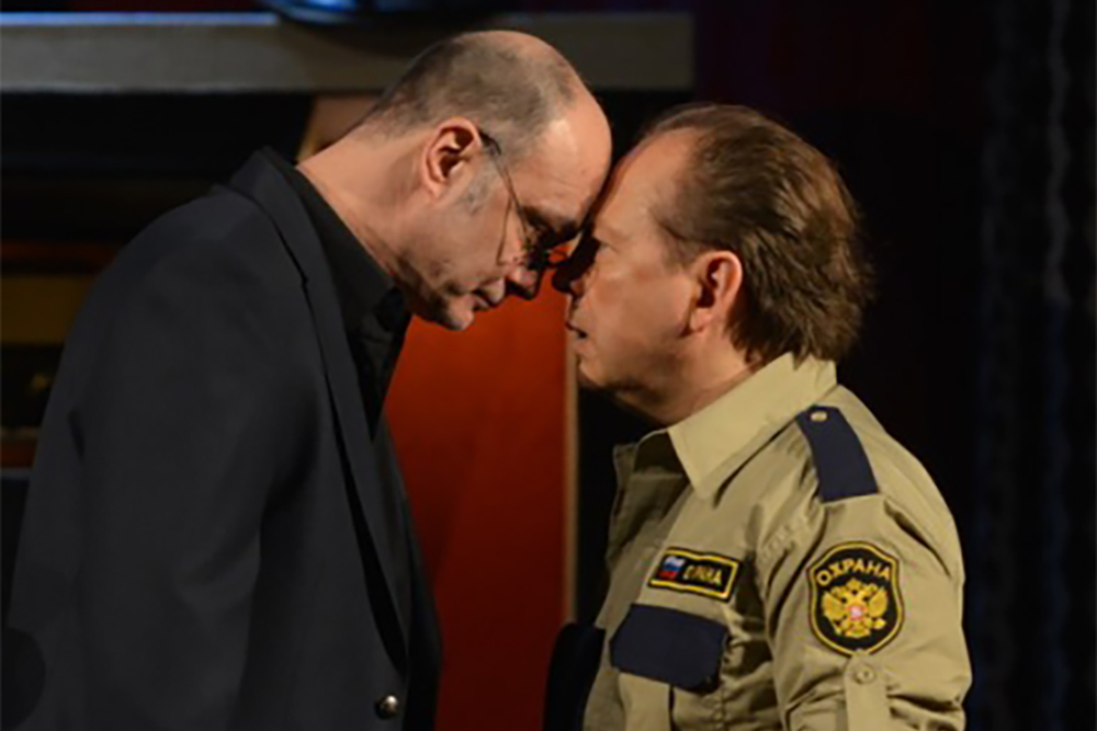 Спектакль «Любовник моей жены — теперь мой лучший друг» – события на сайте «Московские Сезоны»