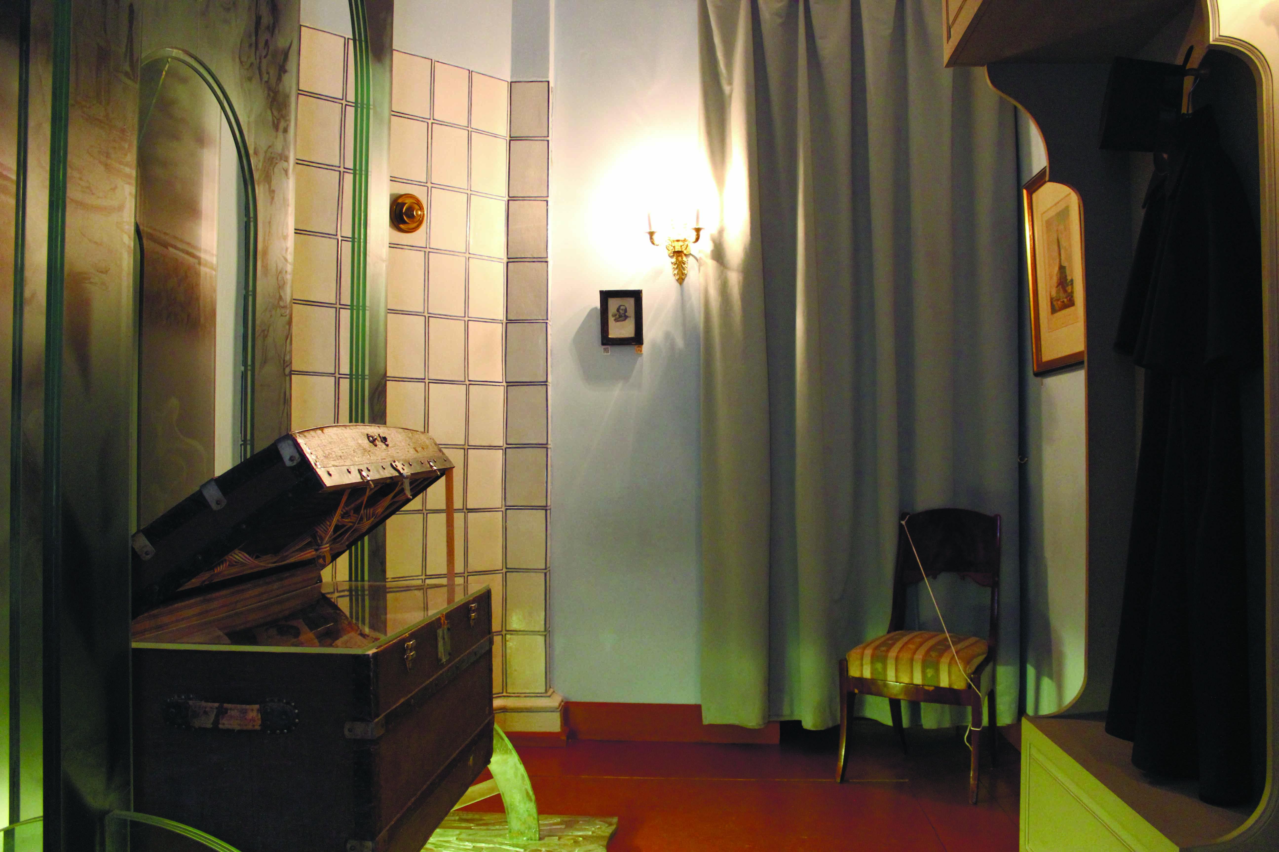 Экспозиция Дома Н. В. Гоголя – события на сайте «Московские Сезоны»