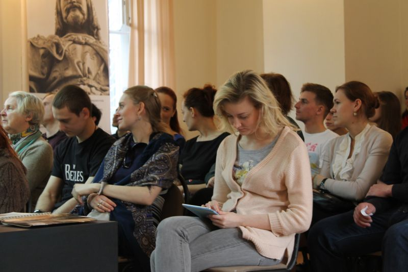 Лекция «Человек и его внутренняя природа» – события на сайте «Московские Сезоны»