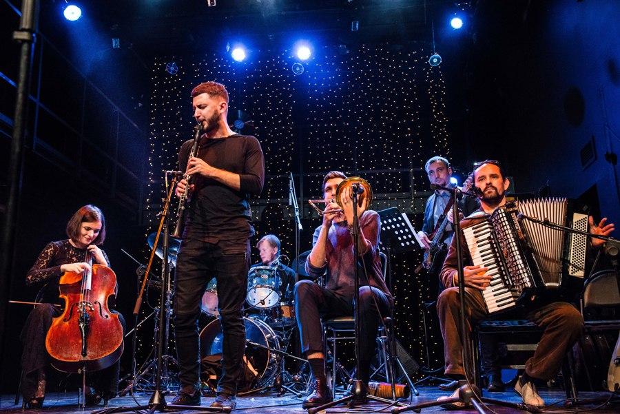 Концерт «Sound-Елка» – события на сайте «Московские Сезоны»