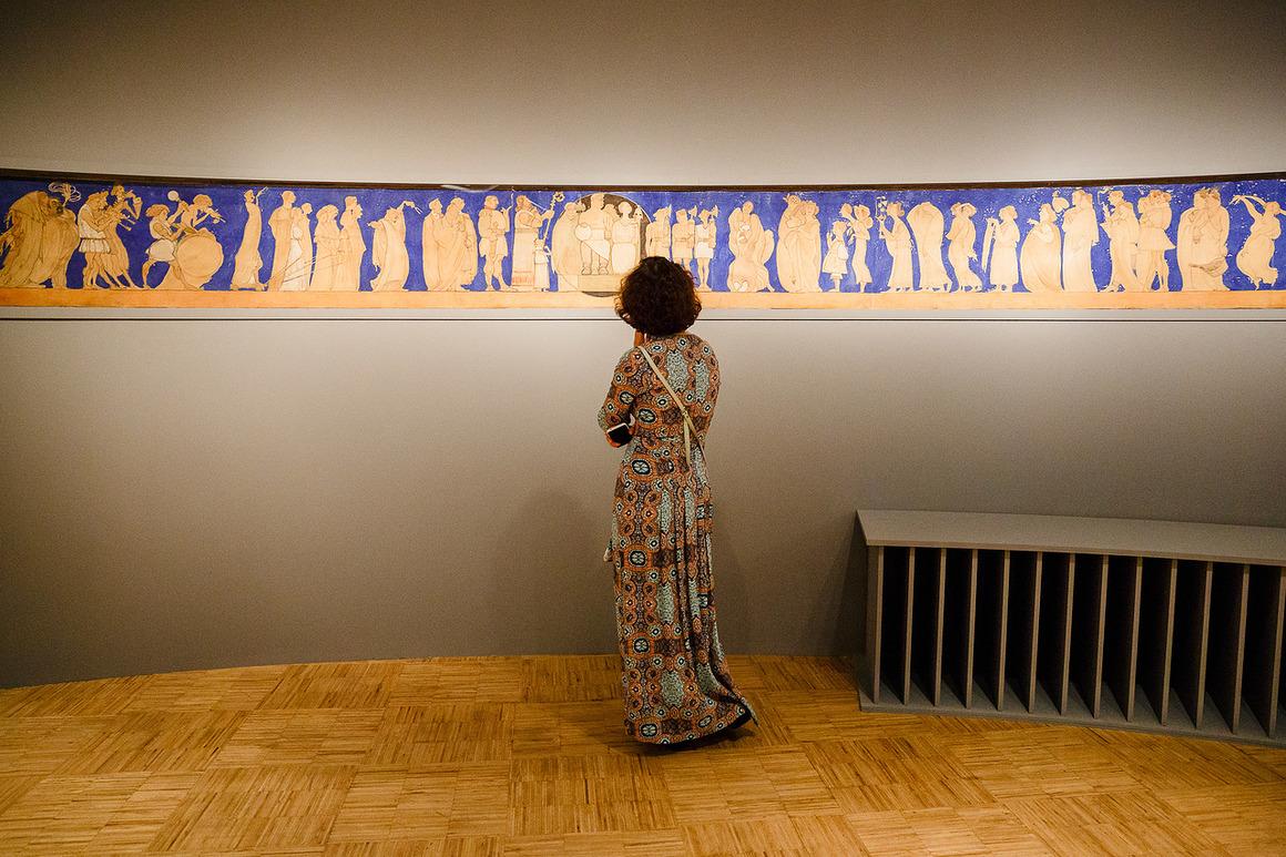 Выставка «Скульптор Андреев. Кем вы были до 1917 года?» – события на сайте «Московские Сезоны»