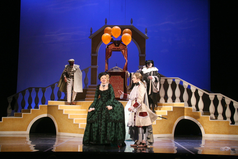 Спектакль «Венецианские близнецы» – события на сайте «Московские Сезоны»