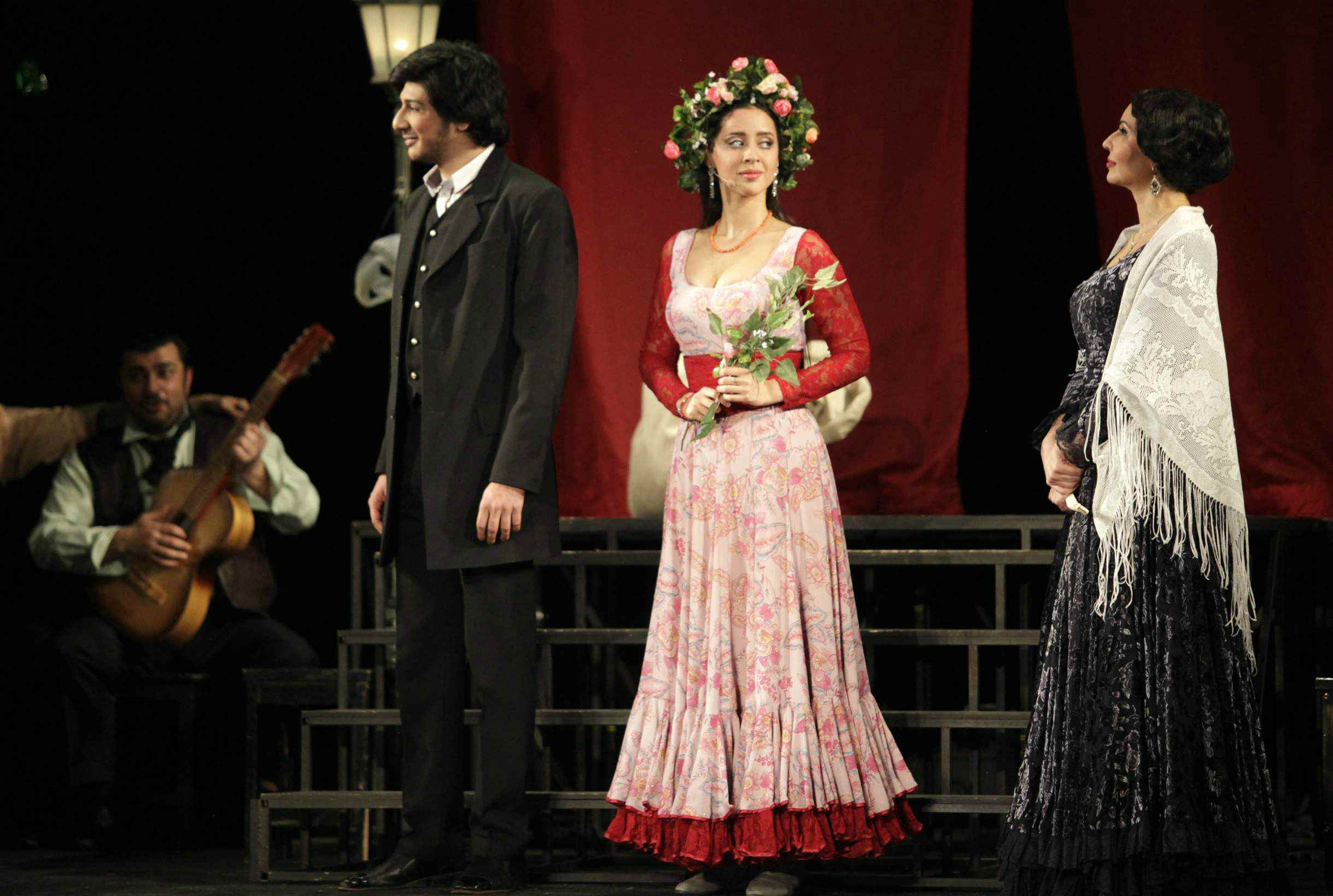 Спектакль «Колдовская любовь» – события на сайте «Московские Сезоны»