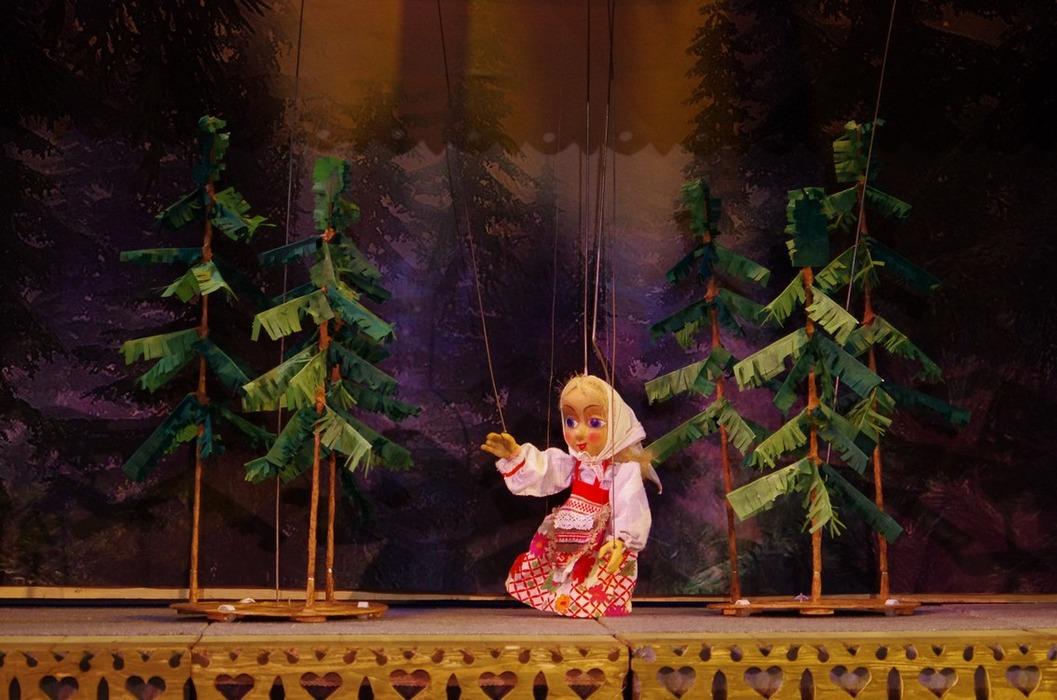 Спектакль «Ау, Машенька!» – события на сайте «Московские Сезоны»