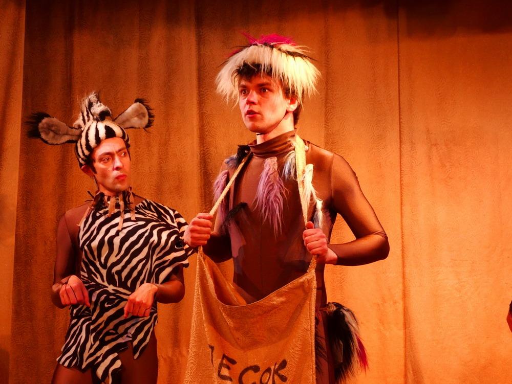 Мюзикл «Как Обезьяна Морского царя перехитрила» – события на сайте «Московские Сезоны»