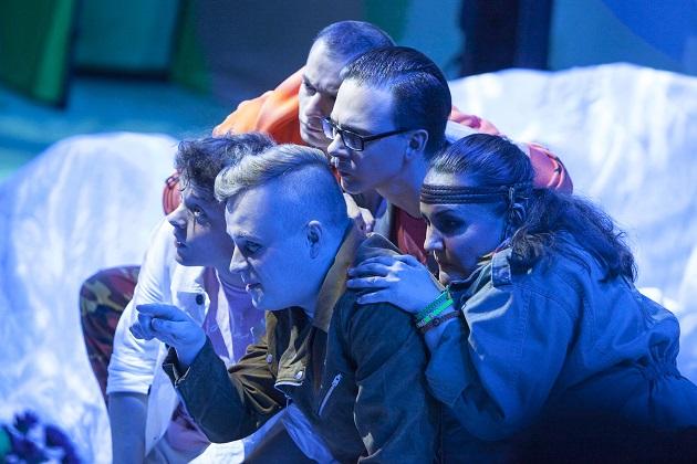 Спектакль «Винни-Пух» – события на сайте «Московские Сезоны»
