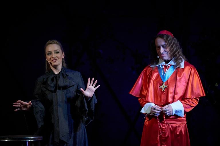 Спектакль «Три мушкетера» – события на сайте «Московские Сезоны»