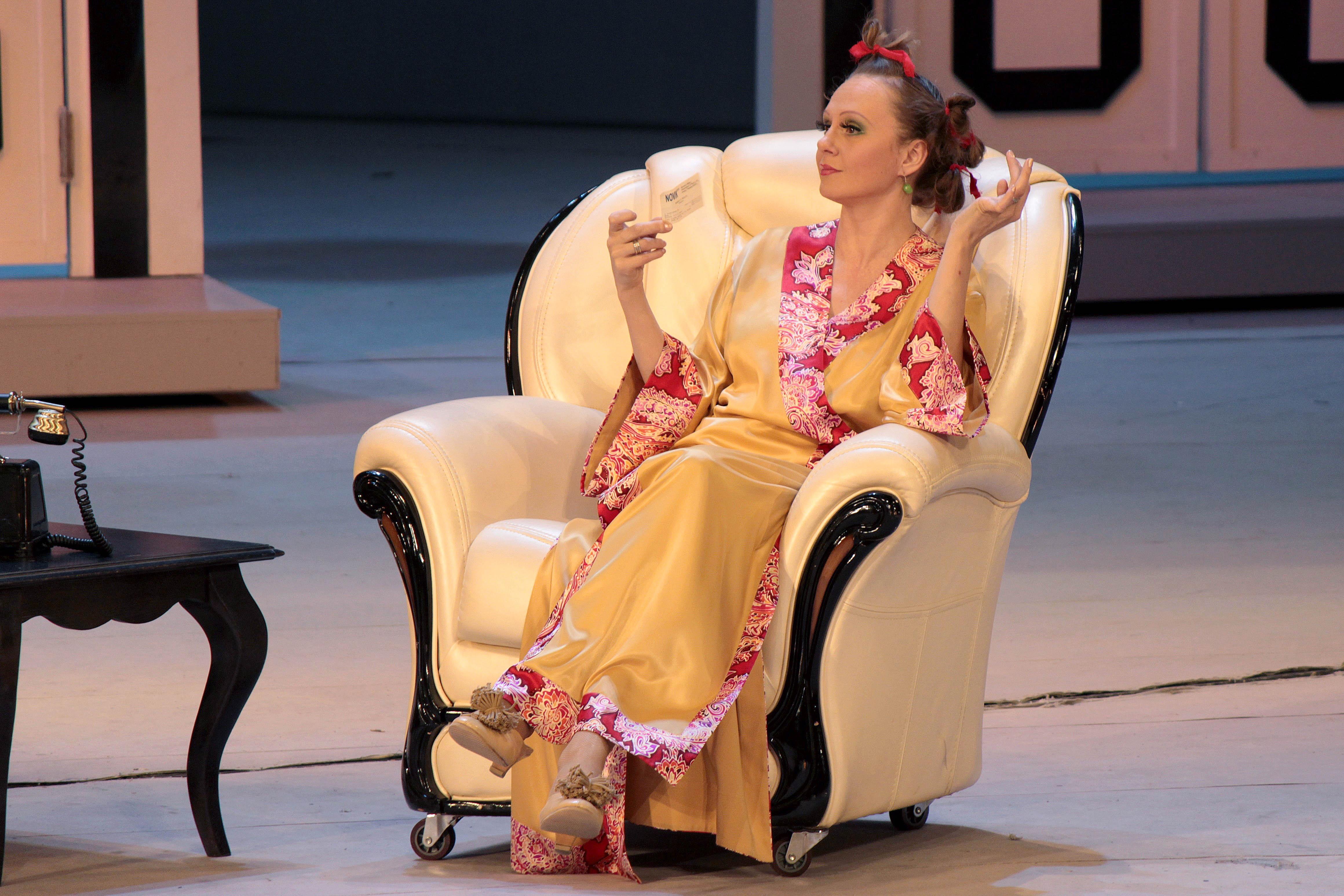 Спектакль «Госпожа министерша» – события на сайте «Московские Сезоны»