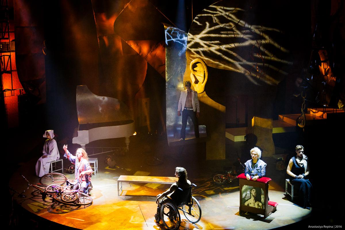 Театральный марафон Театра Романа Виктюка – события на сайте «Московские Сезоны»