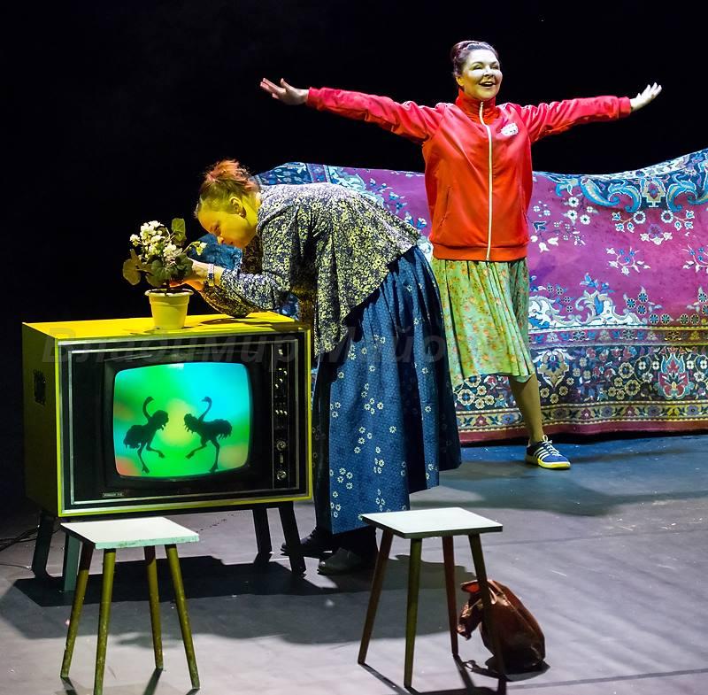 Спектакль «Матрёшки на округлости Земли» – события на сайте «Московские Сезоны»