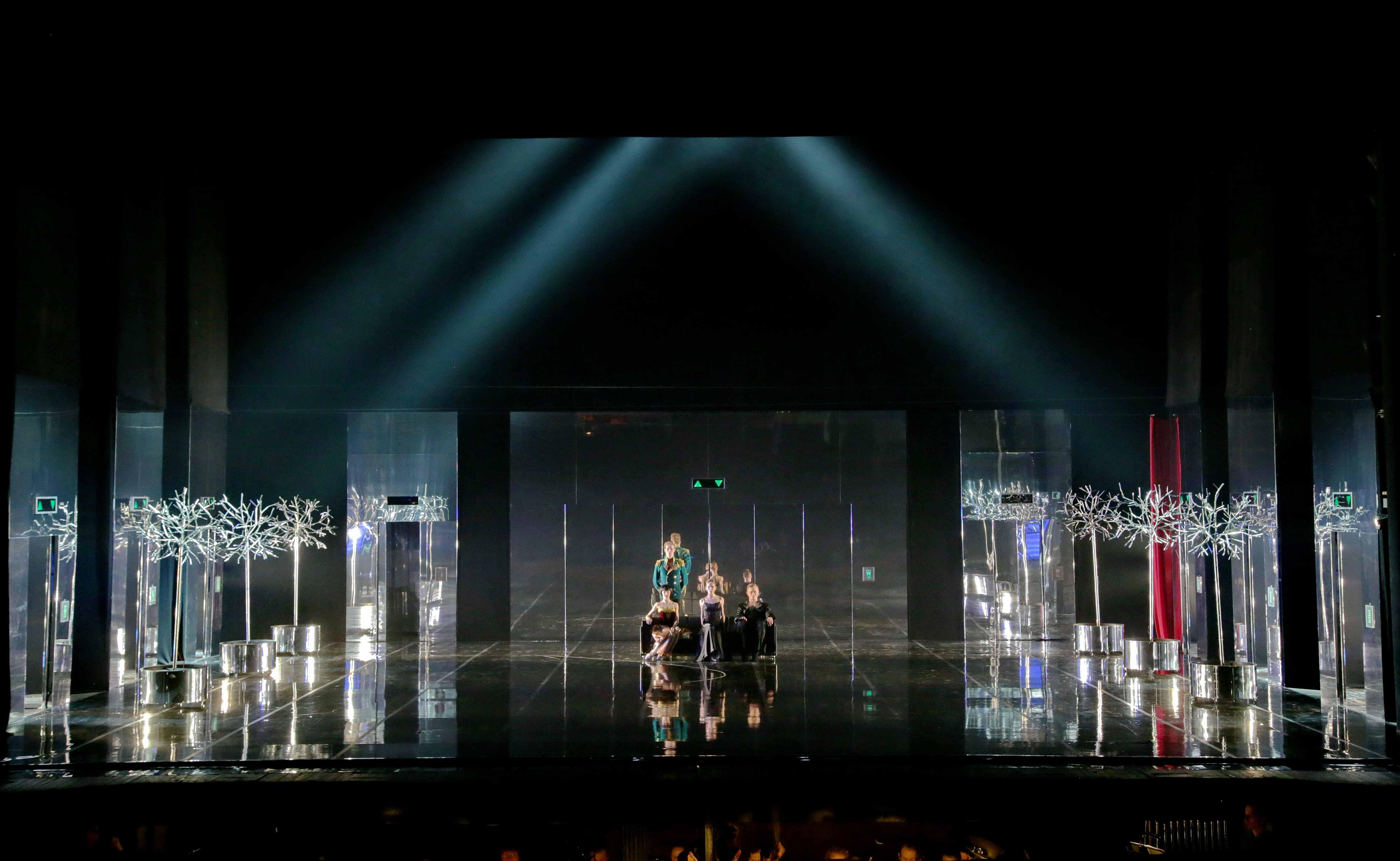 Балет «Маскарад» – события на сайте «Московские Сезоны»
