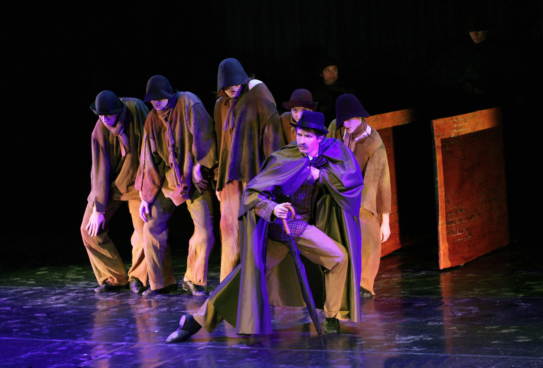 Балет «Шерлок Холмс» – события на сайте «Московские Сезоны»